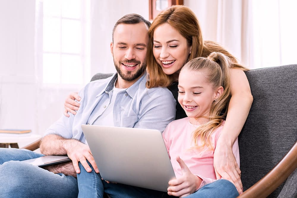 Virtual Family Fun Day online event