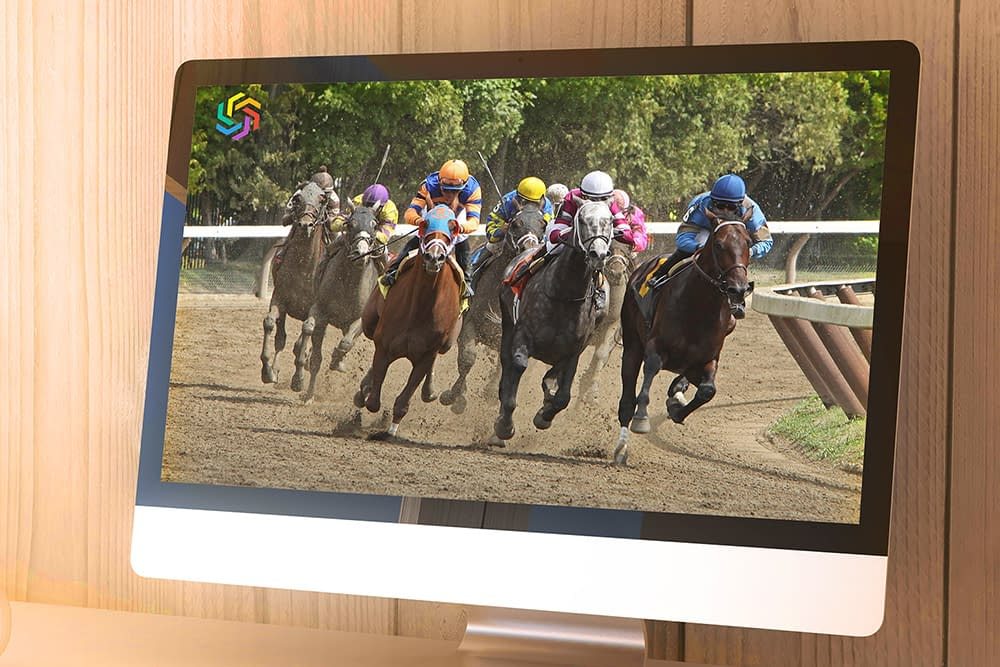 A night at the races virtual online event