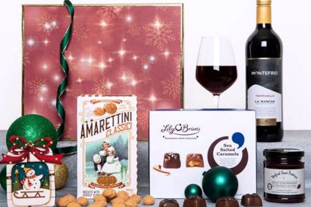 The Holiday Hamper