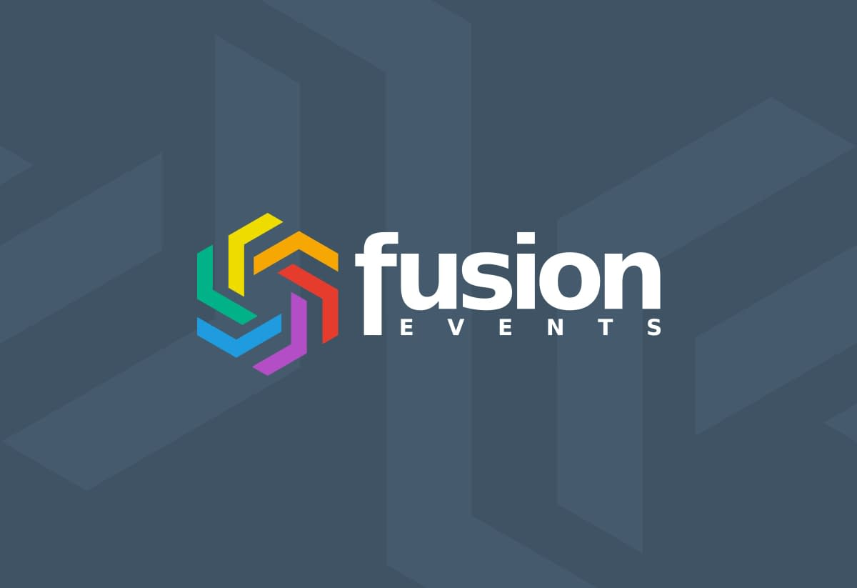 Fusion Events rebranding an SME